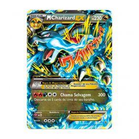 Pokémon TCG: M Charizard EX (69/106) - XY2 Flash de Fogo