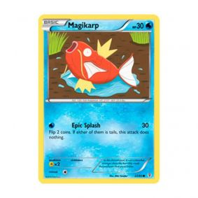 Pokémon TCG: Magikarp (22/83) - Gerações
