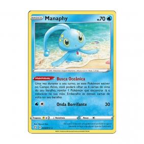 Pokémon TCG: Manaphy (24/72) - SWSH4.5 Destinos Brilhantes