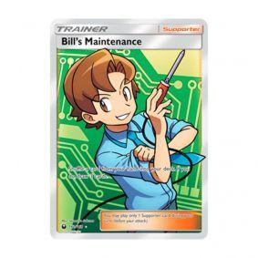 Pokémon TCG: Manutenção do Bill (162/168) - SM7 Tempestade Celestial