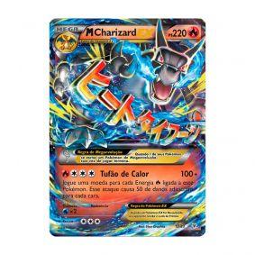 Pokémon TCG: Mega Charizard EX (12/83) - Gerações