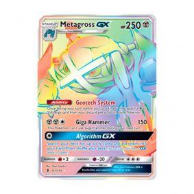Pokémon TCG: Metagross GX (157/145) - SM2 Guardiões Ascendentes