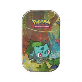 Pokémon TCG: Mini Lata Amigos de Kanto - Bulbasaur