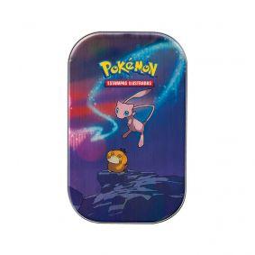 Pokémon TCG: Mini Lata Poder de Kanto - Mew e Psyduck