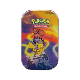 Pokémon TCG: Mini Lata Poder de Kanto - Pikachu e Vulpix