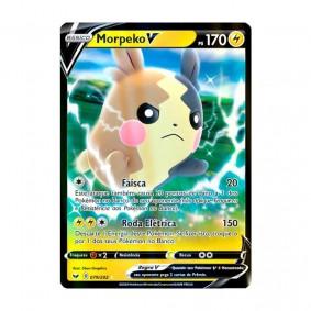 Pokémon TCG: Morpeko V (79/202) - SWSH1 Espada e Escudo
