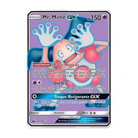 Pokémon TCG: Mr. Mime GX (156/168) - SM7 Tempestade Celestial