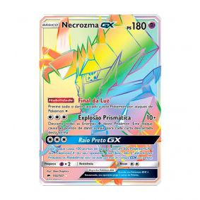 Pokémon TCG: Necrozma GX (153/147) - SM3 Sombras Ardentes