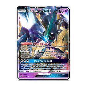 Pokémon TCG: Necrozma GX (63/147) - SM3 Sombras Ardentes