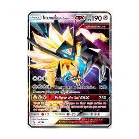 Pokémon TCG: Necrozma Juba Crepúsculo GX (90/156) - SM5 Ultra Prisma