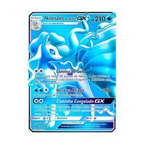 Pokémon TCG: Ninetales de Alola GX (132/145) - SM2 Guardiões Ascendentes