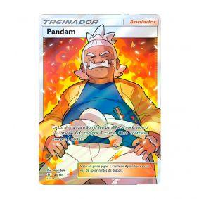 Pokémon TCG: Pandam (143/145) - SM2 Guardiões Ascendentes