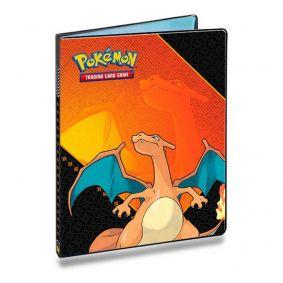 Pasta para Cartas Oficial Ultra PRO - Pokémon TCG: Charizard
