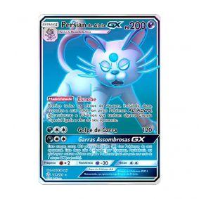 Pokémon TCG: Persian de Alola GX (219/236) - SM12 Eclipse Cósmico