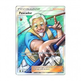 Pokémon TCG: Pescador (SV83/SV94) - SM11.5 Tempestade Celestial