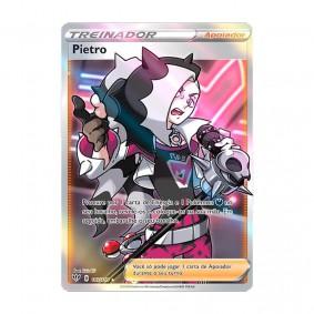 Pokémon TCG: Pietro (187/189) - SWSH3 Escuridão Incandescente