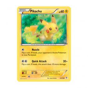 Pokémon TCG: Pikachu (26/83) - Gerações