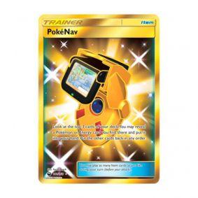 Pokémon TCG: PokéNav (181/168) - SM7 Tempestade Celestial
