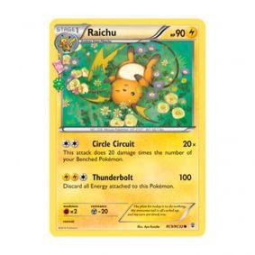 Pokémon TCG: Raichu (RC9/RC32) - Gerações