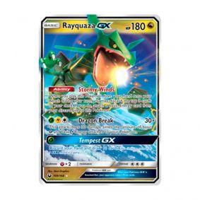 Pokémon TCG: Rayquaza GX (109/168) - SM7 Tempestade Celestial