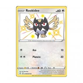 Pokémon TCG: Rookidee (SV101/SV122) - SWSH4.5 Destinos Brilhantes