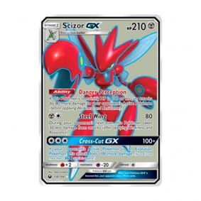 Pokémon TCG: Scizor GX (158/168) - SM7 Tempestade Celestial
