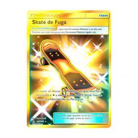 Pokémon TCG: Skate de Fuga (167/156) - SM5 Ultra Prisma