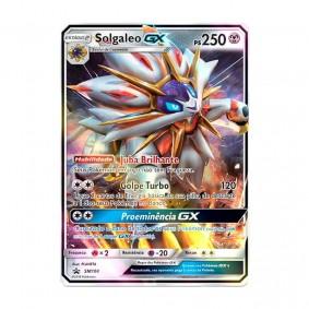 Pokémon TCG: Solgaleo GX (SM104) - SM Promo