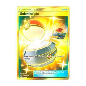 Pokémon TCG: Substituição (160/149) - SM1 Sol e Lua