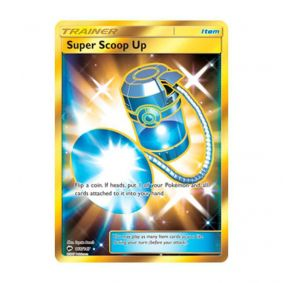 Pokémon TCG: Super Recolhida (166/147) - SM3 Sombras Ardentes