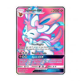 Pokémon TCG: Sylveon GX (140/145) - SM2 Guardiões Ascendentes