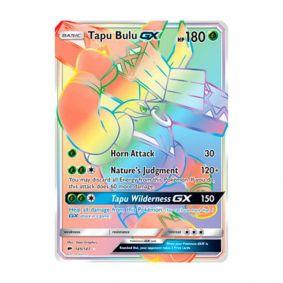 Pokémon TCG: Tapu Bulu GX (149/147) - SM3 Sombras Ardentes