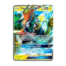 Pokémon TCG: Tapu Koko GX (47/145) - SM2 Guardiões Ascendentes
