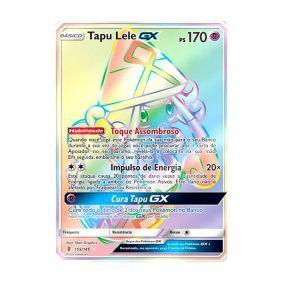 Pokémon TCG: Tapu Lele GX (155/145) - SM2 Guardiões Ascendentes
