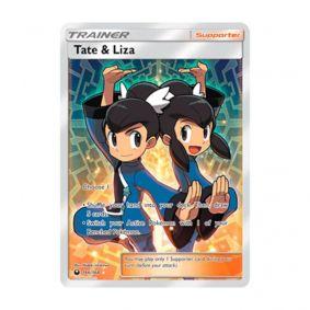 Pokémon TCG: Tate e Liza (166/168) - SM7 Tempestade Celestial