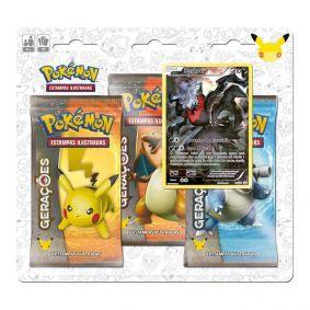 Pokémon TCG: Triple Pack Gerações - Darkrai