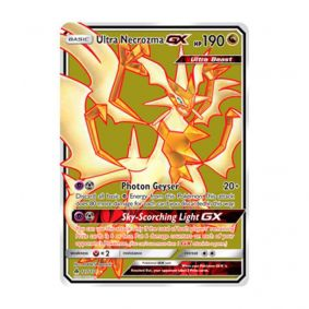 Pokémon TCG: Ultra Necrozma GX (127/131) - SM6 Luz Proibida
