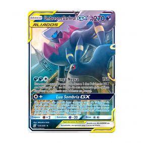 Pokémon TCG: Umbreon e Darkrai GX (125/236) - SM11 Sintonia Mental
