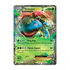 Pokémon TCG: Venusaur EX (1/83) - Gerações