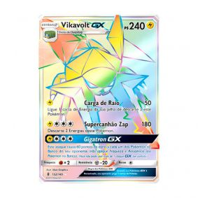 Pokémon TCG: Vikavolt GX (152/145) - SM2 Guardiões Ascendentes