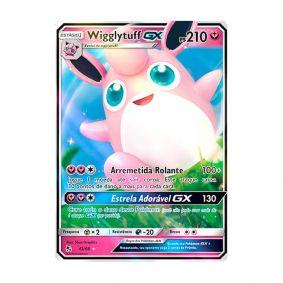 Pokémon TCG: Wigglytuff GX (42/68) - SM11.5 Destinos Ocultos