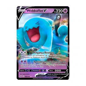 Pokémon TCG: Wobbuffet V (86/202) - SWSH1 Espada e Escudo