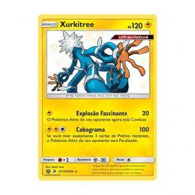 Pokémon TCG: Xurkitree (SV14/SV94) - SM11.5 Destinos Ocultos