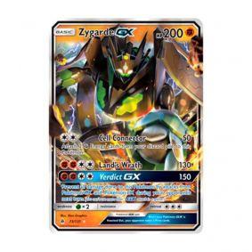 Pokémon TCG: Zygarde GX (73/131) - SM6 Luz Proibida