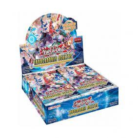 Yu-Gi-Oh! Booster Box (24 pacotes) - Invocadores Ocultos