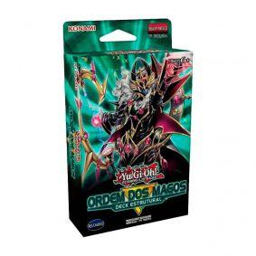 Yu-Gi-Oh! Deck Estrutural - Ordem dos Magos