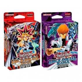 Yu-Gi-Oh! Deck Inicial - Yugi Reloaded + Kaiba Reloaded