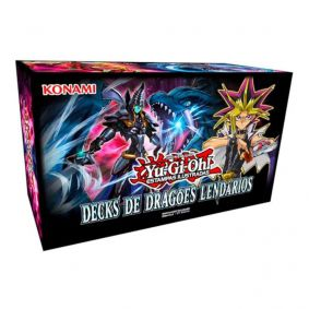 Yu-Gi-Oh! Decks de Dragões Lendários