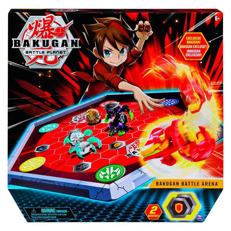 Bakugan Battle Arena - Pyrus Phaedrus Edition