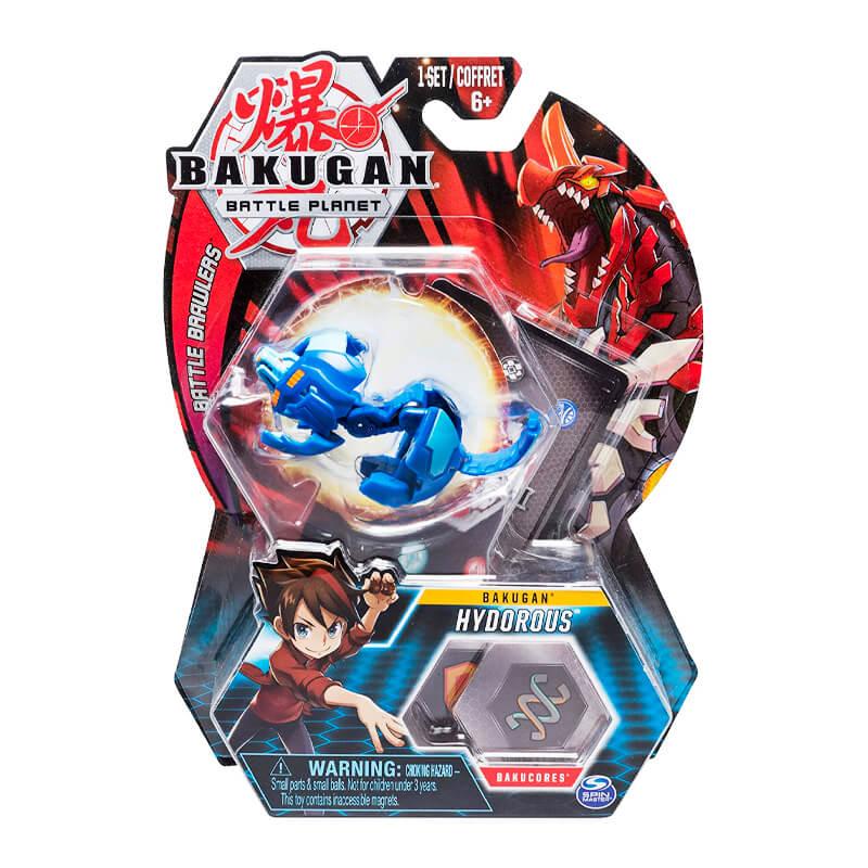 Bakugan Battle Planet - Bakugan: Aquos Hydorous